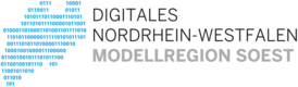 Logo von »Digitales Nordrhein-Westfalen«, Kooperationspartner des Kompetenzzentrums Digitalisierung